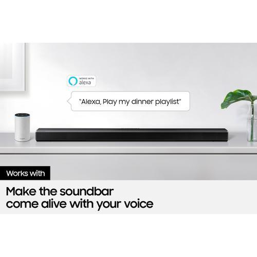 Samsung - HW-Q700A 3.1.2ch Soundbar w/ Dolby Atmos / DTS:X (2021)