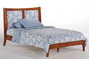 Night and Day Furniture - Chameleon Bed in Cherry Finish