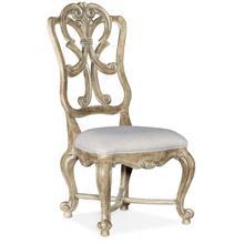 Castella Wood Back Side Chair - 2 per carton/price ea