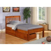 See Details - Twin Contempo Bed