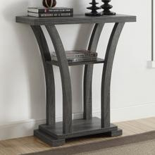 See Details - Draper Grey Console