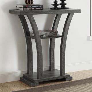 Draper Grey Sofa Table