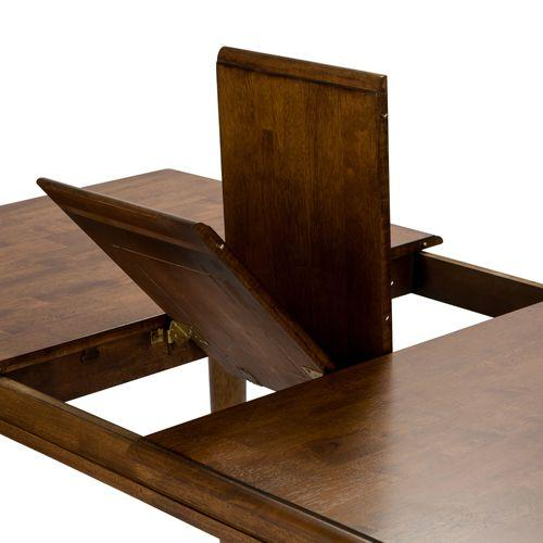 Butterfly Leaf Table - Tobacco