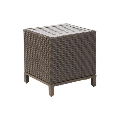 "La Lima 22"" Square Side Table"