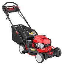 "Troy-Bilt 21"" Self-Propelled Lawn Mower with Electric Start - Powered by a Briggs & Stratton 163cc EXi 725 Series Engine"