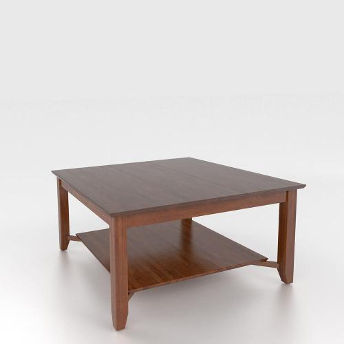 Canadel - Square coffee table