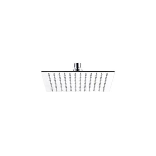"""Mountain Plumbing - 10"""" Square Rain Head with Air-Injected Ball Joint for Shower Head - Oil Rubbed Bronze"""