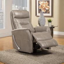 GEMINI - LINEN Manual Swivel Glider Recliner