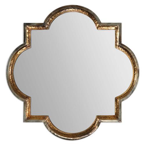 Product Image - Lourosa Quatrefoil Mirror
