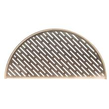 Kamado Joe Stainless Steel Half Moon Fish \u0026 Vegetable Grate - Big Joe