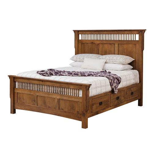 Country Classic Collection - Mission Deluxe Bed
