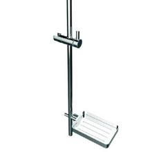 TH400 Handshower Slide Bar Mount - Polished Chrome