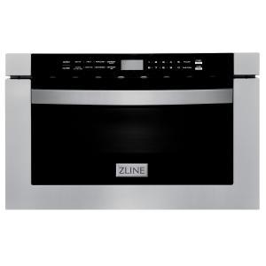 "Zline KitchenZLINE 24"" 1.2 cu. ft. Microwave Drawer in Stainless Steel (MWD-1)"