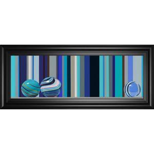 """The Four Seasons - Winter"" By Kevork Cholakian Framed Print Wall Art"