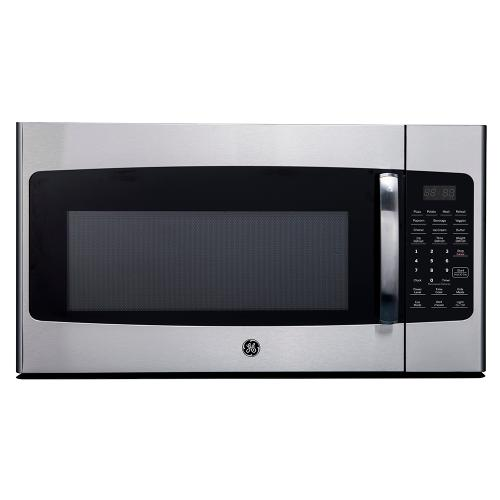 GE 1.6 Cu. Ft. Over-the-Range Microwave Oven Stainless Steel - JVM2162SMSS