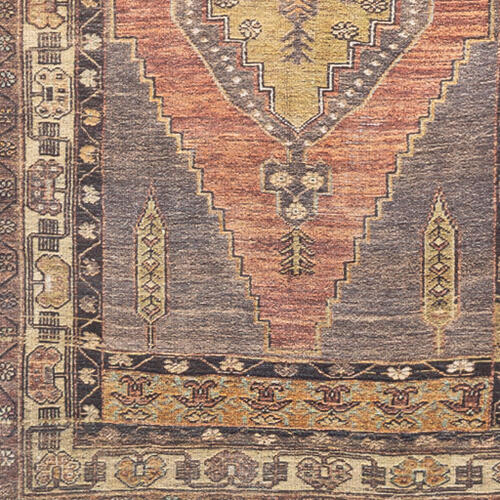"""Antiquity AUY-2302 2'7"""" x 12'"""