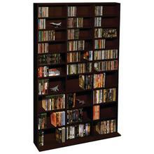 Oskar 1,080-CD Multimedia Storage Cabinet
