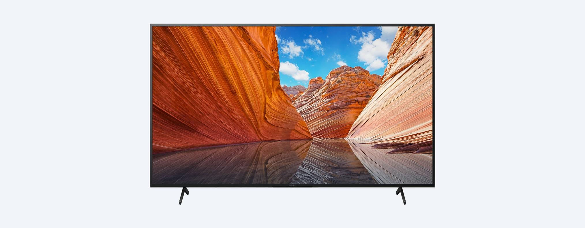 SonyX80j  4k Ultra Hd  High Dynamic Range (Hdr)  Smart Tv (Google Tv)