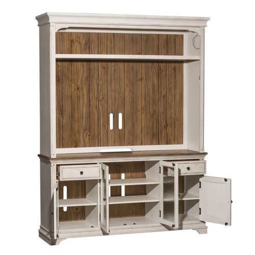 Liberty Furniture Industries - Entertainment Center
