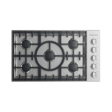 """View Product - Gas Cooktop, 36"""""""
