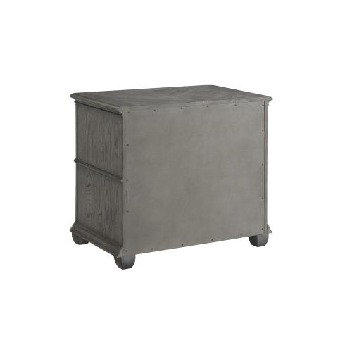 Lateral File Cabinet - Gray Wash Finish