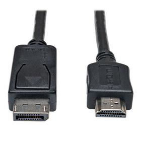 DisplayPort to HDMI Cable Adapter (M/M), 10 ft.