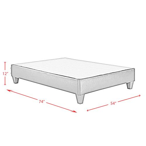 Abby Full Platform Bed