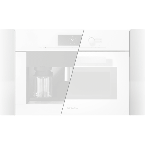 """Miele - EBA 6808 MC - Trim kit for 30"""" niche for installation of a coffee machine/microwave oven with 24"""" width x 18"""" height"""