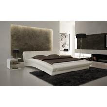 Modrest S616 - Contemporary Eco-Leather Bed