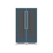"48"" Wine Cellar Ensemble Refrigeration Suite - Pacific-fog"