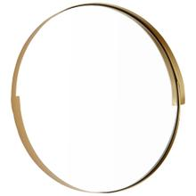 See Details - Gilded Band Mirror