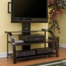 View Product - TV Stand With Panel Mount