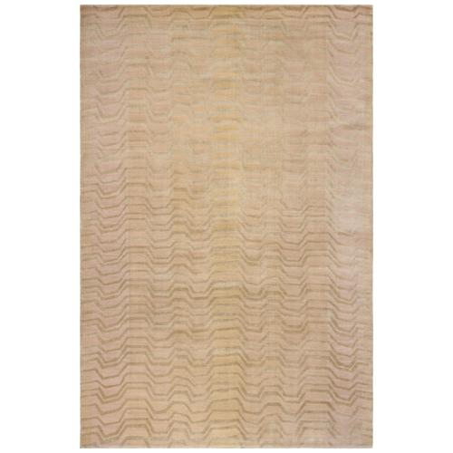 Nepalese Hand Knotted Rug