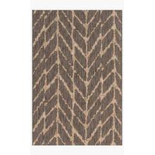 View Product - IE-02 Charcoal / Mocha Rug