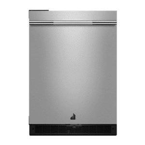 "RISE 24"" Under Counter Solid Door Refrigerator, Left Swing"