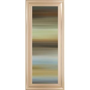 """Abstract Horizon I"" By James Mcmaster Framed Print Wall Art"