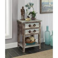 See Details - 2 Drw Accent Table