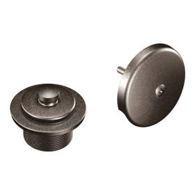 Moen oil rubbed bronze tub/shower drain covers