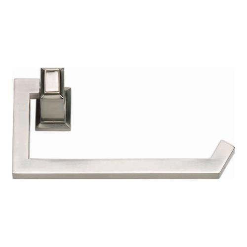 Sutton Place Bath Tissue Hook - Brushed Nickel