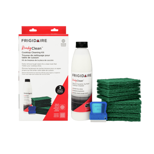 Frigidaire - Frigidaire ReadyClean™ Cooktop Cleaning Kit