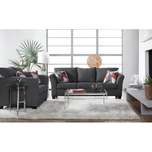 Hughes Furniture - 1025 Loveseat