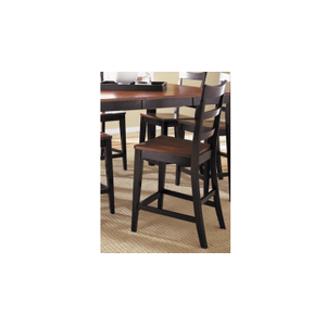 Bristol Point Gather Height - Oak Espresso