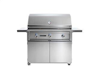 "42"" Sedona by Lynx Freestanding Grill with 2 Stainless Steel Burners and ProSear Burner, NG"