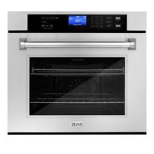 ZLINE 30 in. Professional Single Wall Oven in Stainless Steel (AWS-30) [Color: Stainless Steel]