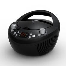 Portable MP3/CD Player with AM/FM Stereo Tuner
