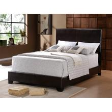 See Details - Modern Brn 3 Pc. Queen Bed