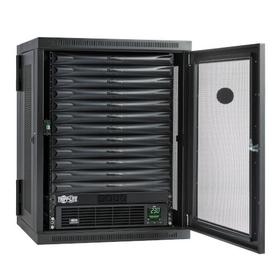 EdgeReady Micro Data Center - 12U, Wall-Mount, 1.5 kVA UPS, Network Management and PDU, 230V Kit