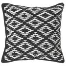 Midnight Desert Pillow - Black Product Image