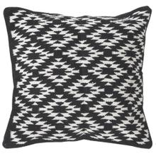 Midnight Desert Pillow - Black