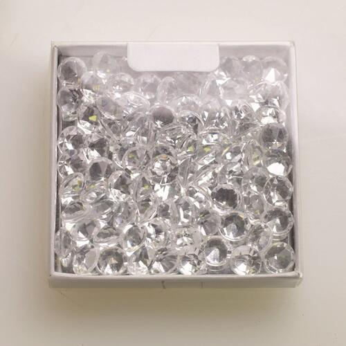 10mm x 85 pieces Small Diamonds